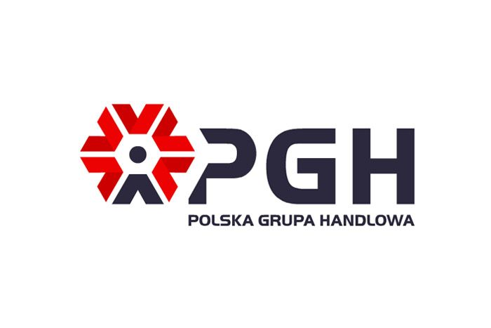 logo Polska Grupa Handlowa  http://www.nlogo.pl/portfolio/polska-grupa-handlowa-logo-dla-firmy-handlowej  #logo #logodesign #grafika #nlogo #projektowanie #design