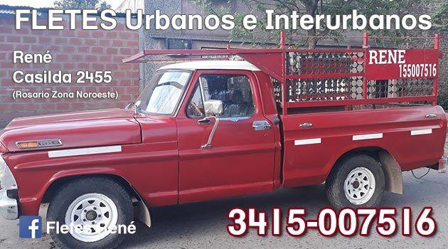Fletes Zona Norte Rosario. Transporte. Disponibilidad. Flete Urbano e Interurbano  + info:https://goo.gl/cwsm1M