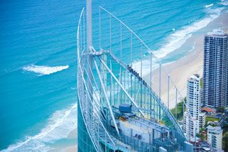 SkyPoint Twilight Climb, Surfers Paradise, Gold Coast QLD | RedBalloon