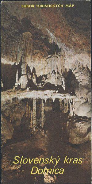 Slovenský kras. Domica. 1:100 000, Slovenská kartografia, 1975, http://www.antykwariat.nepo.pl/slovensk%C4%82%CB%9D-kras-domica-1100-000-p-13529.html