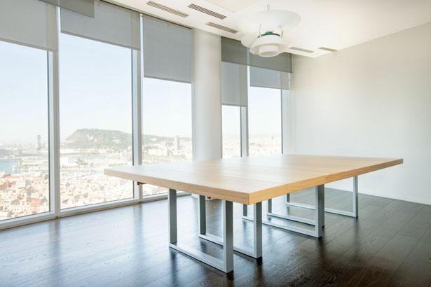 sandy brunner Architecture /  Interior Architecture headquarter Gas Natural  - Barcelona 2009 / photo ©Ivan Riga