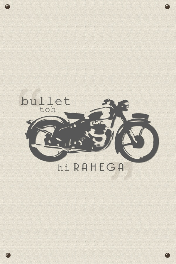 Royal Enfield on Behance