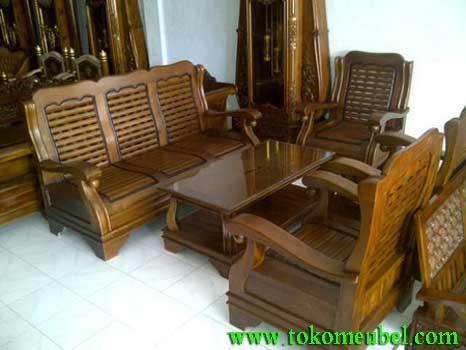 Set Kursi Tamu Minimalis Bagong 3111