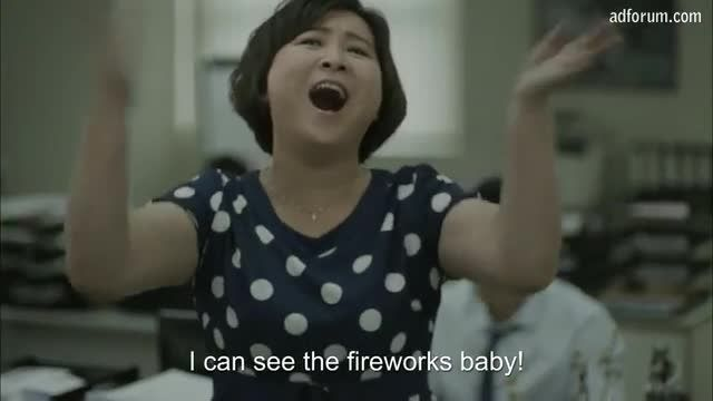 """#1 Doublemint - """"Office Fireworks"""" - BBDO South China"""