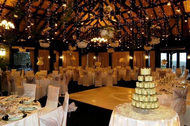 Crowned Eagle Restaurant - Zimbali Country Club [Decor by www.sweetp.co.za]