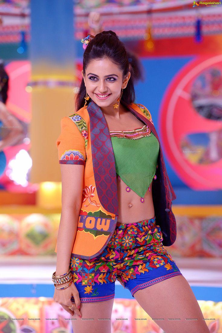 Unseen HD Photos - Rakul Preet Singh in Sarrainodu - Image 1