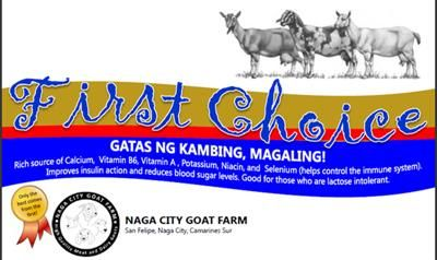 NAGA CITY GOAT FARM: Address: San Felipe, Naga City, Camarines Sur, Philippines Contact Persons: Boying, Lynette and Christian Llorin Contact Numbers: 054-4750583, 054-4754304,