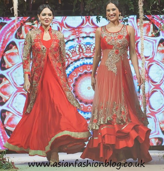 Red Bridal Dresses From RDC London