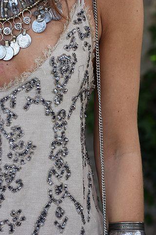 Mytenida • ≫∙∙☮ Bohème Babe ☮∙∙≪• ❤️ Babz ✿ιиѕριяαтισи❀ #abbigliamento #bohojewelry #boho