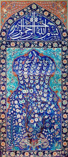 turkish_tile_art_tacli_b.jpg (653×1500)