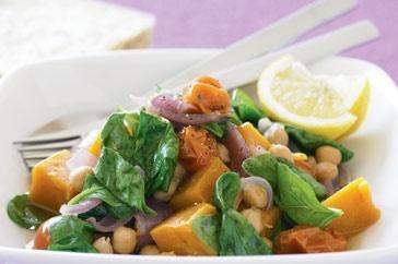 Chickpea And Pumpkin Casserole Recipe - Taste.com.au