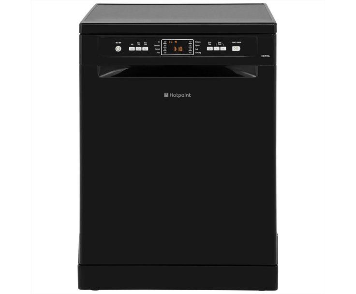 Hotpoint Dishwasher | FDFEX11011K | A+ Energy | ao.com