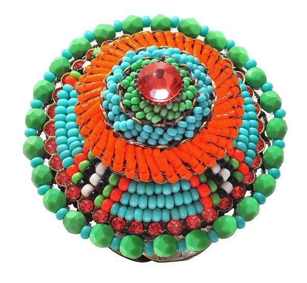 YOUR FASHION CHIC - Miranda Konstantinidou Jewellery collection SS 2014