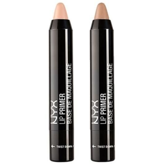 Best Lip Primers | Beauty High - Besides just keeping your lip color in place, this primer works to make an even canvas for the lipstick, meaning the color will really pop. - NYX Cosmetics Lip Pimer, $6.99, Ulta.com