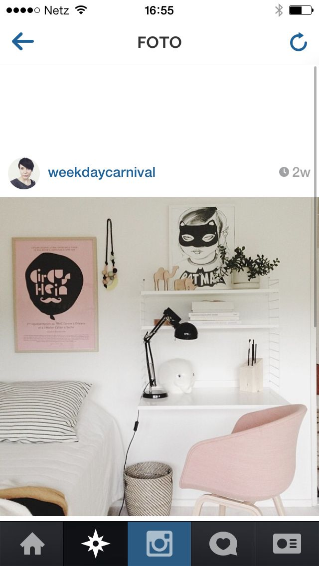 Love this teenagers room of #weekdaycarnival