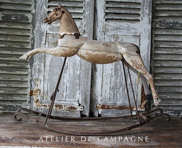 198 Best Rocking Horses Amp Such Images On Pinterest