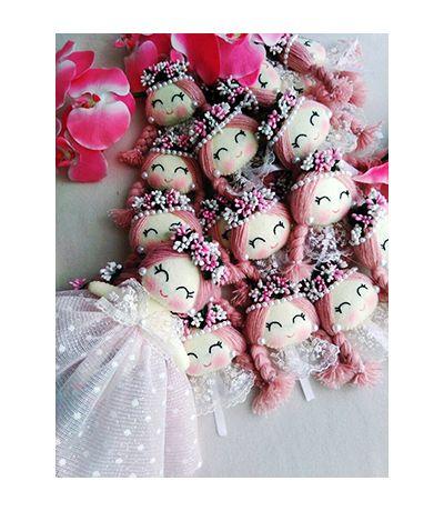 Doğum gününe gelen aile büyüklerinize ve kıymetli misafirlerinize partiden ayrılerken bu günü hatırlatacak hediyelik şirin prenses magnetleri