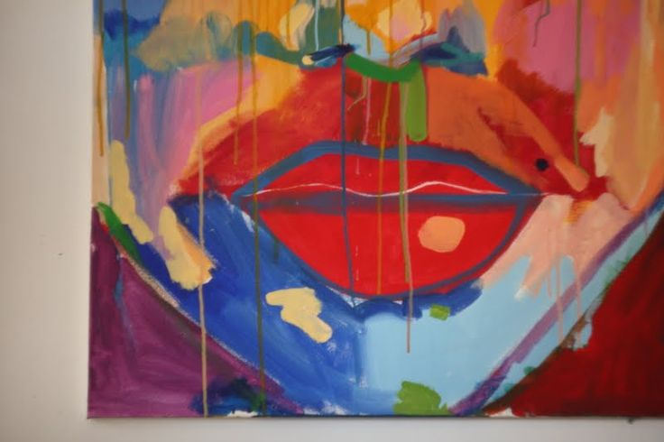 GIORGA ROJAS: PAINTER in www.fireescape.nyc