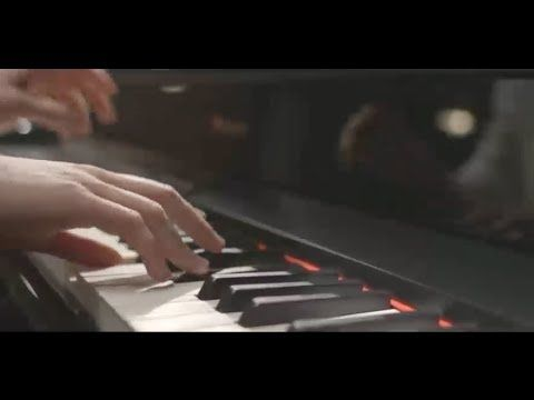 Bence Peter - You Are Not Alone | Piano Cover