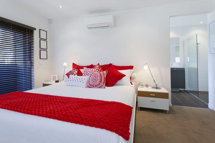 Slaapkamer met badkamer - Slaapkamer ideeën