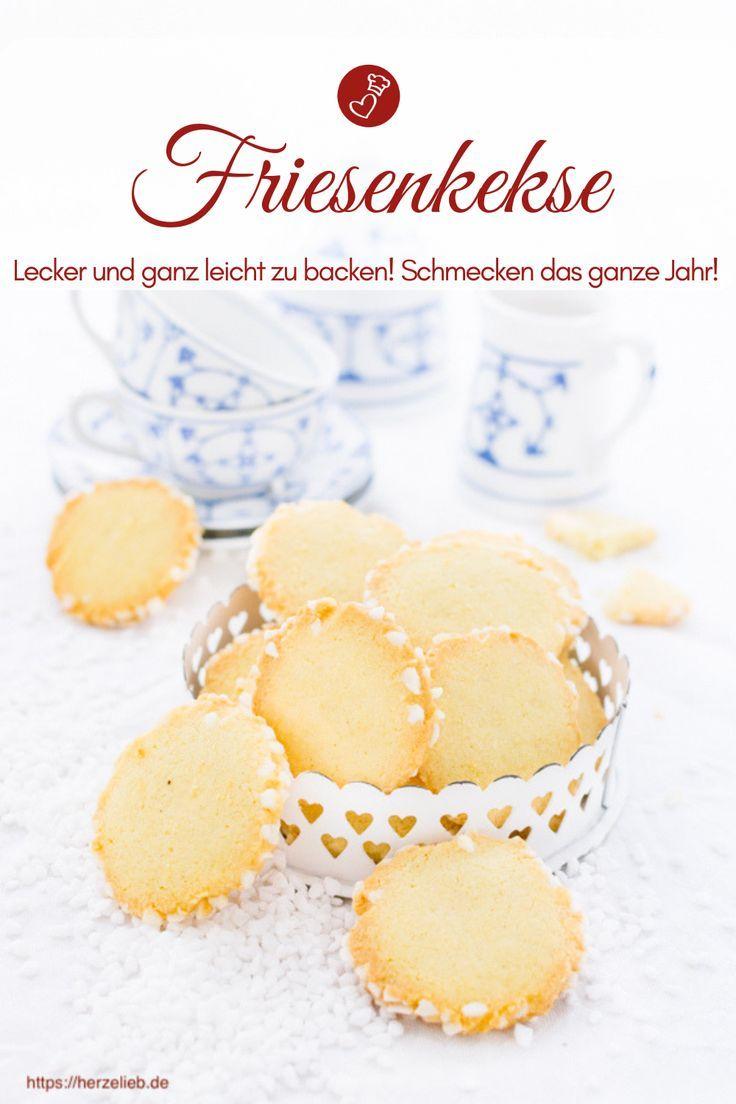 Weihnachtsplätzchen International.Friesenkekse Rezept Für Schlichte Kekse Rezept Essen Plätzchen