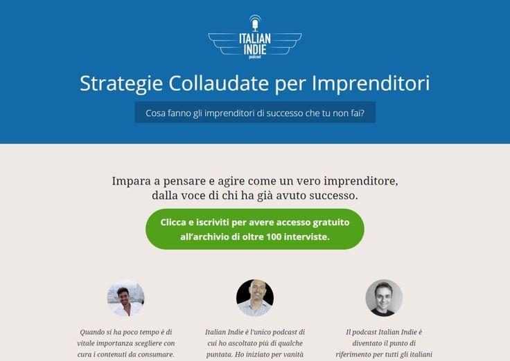 Strategie per Imprenditori