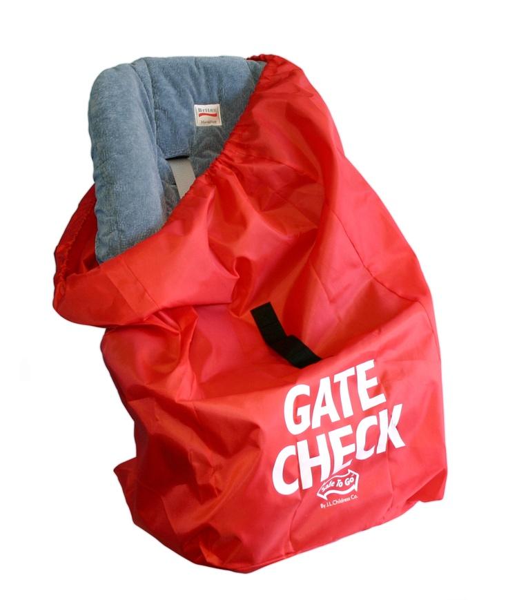 Gate Check Bag