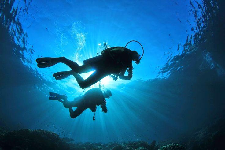 Serunya Diving di Pulau Weh Sabang, Aceh, Indonesia