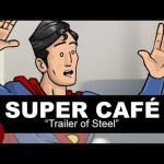 Superman and Batman Review of The 'Man of Steel' Film Trailer