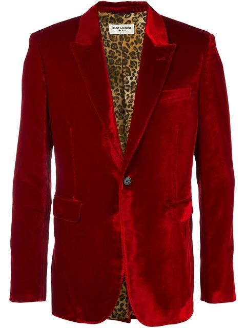 Купить Saint Laurent бархатный пиджак-смокнг в Tiziana Fausti from the world's best independent boutiques at farfetch.com. 400 бутиков, 1 адрес. .