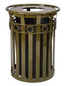 Commercial Outdoor Trash Cans Trash Cans Unlimited: Wide variety of outdoor trash cans and outside trash can. Buy outdoor trash can or outside garbage can. Commercial Outdoor Trash Can.