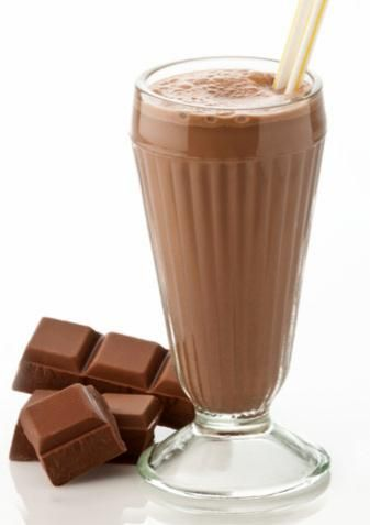 Chocolate milkshake is one of the delicious drinks that you can consume without any problem in Dukan diet.  Read more: http://dietandi.com/dukan-diet-four-delicious-summer-drinks/#ixzz2VsCVaTFr