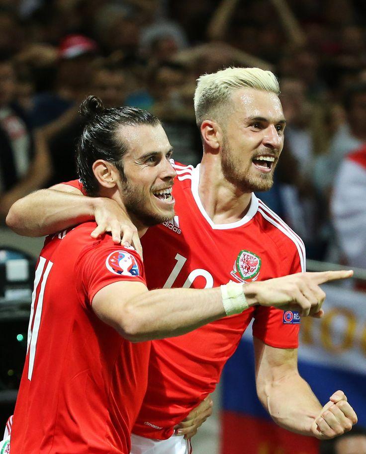 #aaron ramsey #gareth bale #wales nt #euro 2016