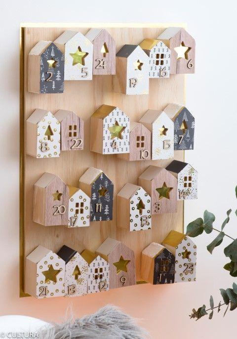 DIY – Village de l'Avent Hygge