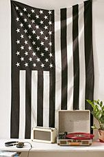 urban outfitters Small American Flag Tapestry- $20.00