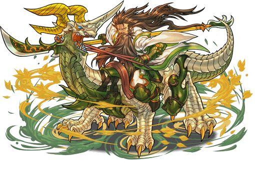 3/27 Data 更新 (三國神系列) - Puzzle & Dragons 戰友系統及資訊網