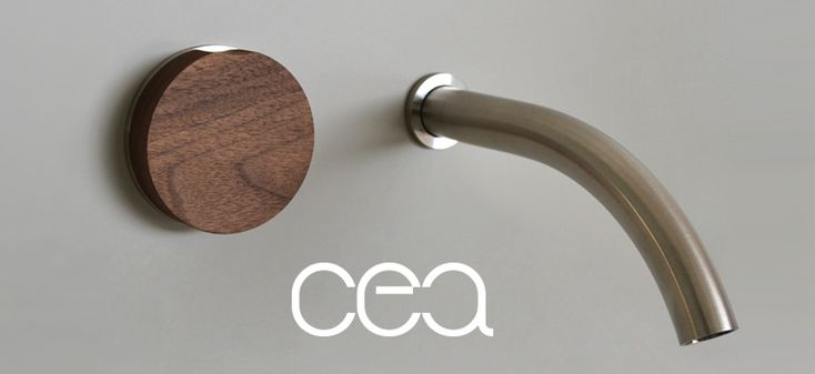 CEA's 4 wooden fixtures: OAK, TEAK, WALNUT, WENGE applied to GIOTTO, ZIQQ and BAR collections