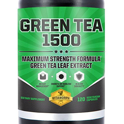 The Green Tea Extract 1500 Supplement – High Potency Green Tea Extract with 50% EGCG per vegetarian capsule, and 735mg Green Tea Leaf Extract. This is a Heart-Healthy Green Tea Extract, Non-GMO Dietary Supplement with a full customer satisfaction guarantee! Great for a Healthy Metabolism,... more details at http://supplements.occupationalhealthandsafetyprofessionals.com/herbal-supplements/green-tea/product-review-for-green-tea-leaf-extract-735mg-per-serving-with-egcg-hi