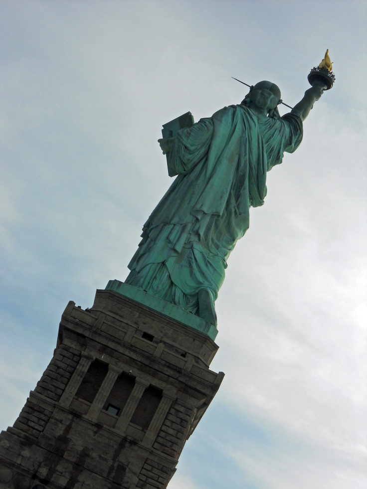 Statue of Liberty ~ photo by Sjoera J. Snijder