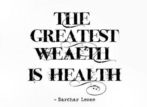 some thoughts health is wealth There's a simple way to remove negative energy in your home and invite health, happiness, and wealth contrary to popular belief, plants are conscious it's not just me saying that, researchers have discovered that plants can lose consciousness with the use of anesthetics without dying.