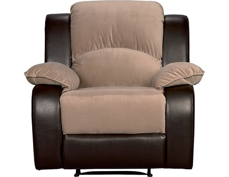 Tyson Mocha Reclining Chair TYSON3 RC