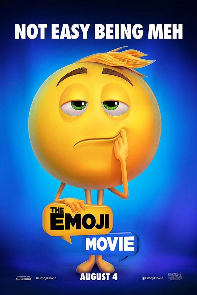 The Emoji Movie Movie Reviews and Film Summary, The Emoji Movie 2017 reviews, Critic Reviews for The Emoji Movie - SpicyReddits, Mov...