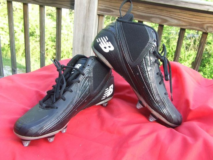 #NEW BALANCE 993 MF993MW MID FOOTBALL CLEATS BLACK MENS SIZE 9.5 NEW #NEWBALANCE THis is now for sale on ebay super cheap, click on the image to be taken to the auction