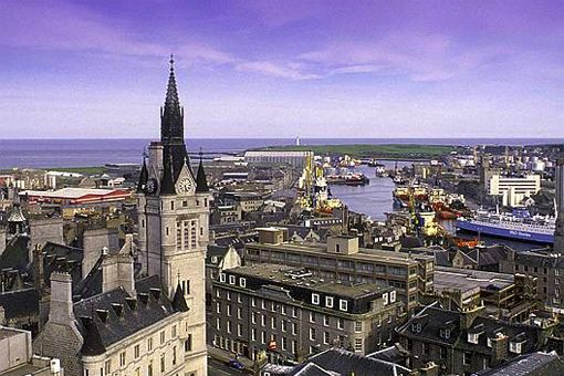 Aberdeen ~ want to go here (and the rest of Scotland for that matter). My grandmother was born here but we never went when we lived in England for two years when I was kid (whaaaat!?)