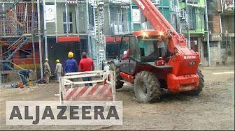 Argentina plans to rebuild its biggest slum
