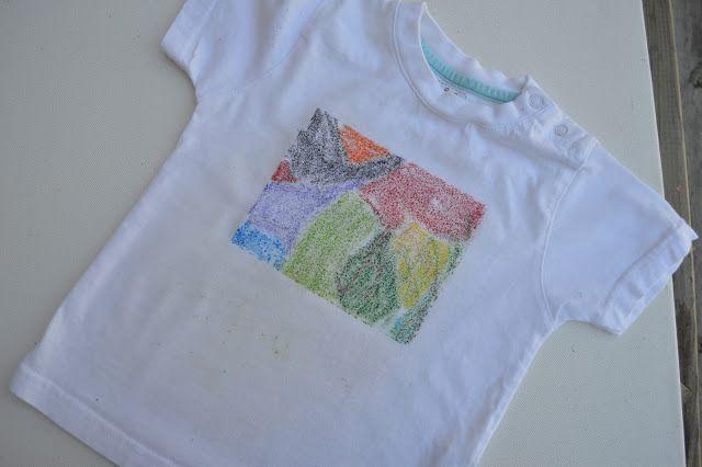 Pintar con papel de lija | Elenarte