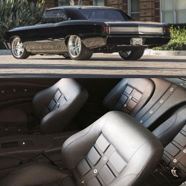 67 chevelle triple black rushforth split 5 star wheels. Black Bedroom Furniture Sets. Home Design Ideas