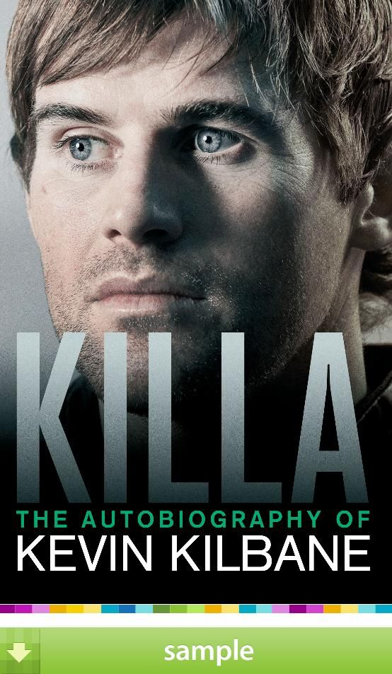 Left Back - 'Killa' by Kevin Kilbane -