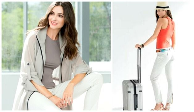 Travel clothes for women that are functional and fashionable. Check out Anatomie's initial review on Travel Fashion Girl!