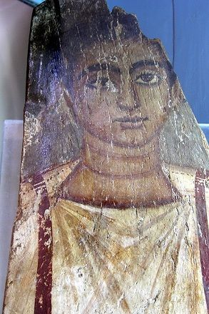 A Young Man, ? , AD 300-350 (Alexandria, Graeco-Roman Museum, 7249) (photo…